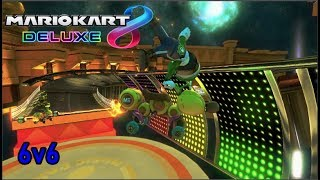 Mario Kart 8 Deluxe (MK8DX) Clan War: RK vs HD