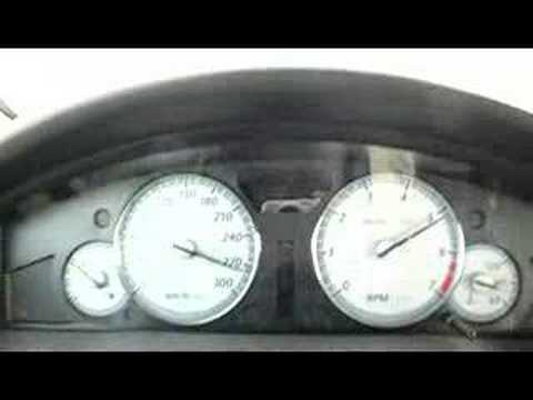 MY 300c SRT 8 at full throttle in Saudi Arabia