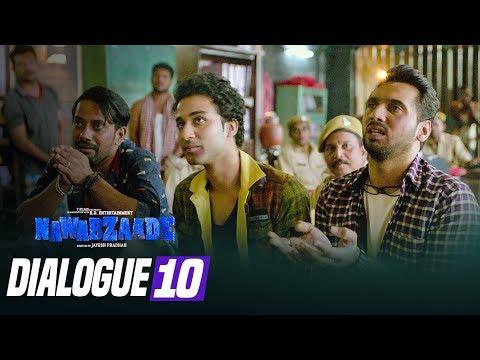 Dialogue PROMO 10: NAWABZAADE | Raghav Juyal, Punit J Pathak, Isha Rikhi, Dharmesh