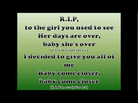 Rita Ora ~ R.i.p (lyrics) video