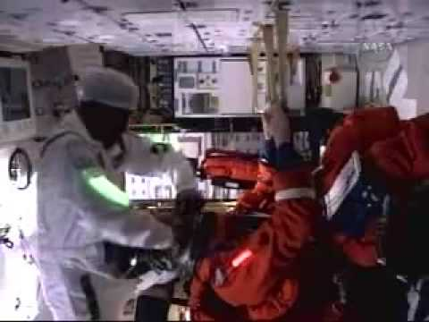 STS-125: Flight Day Highlights Part 1 of 3