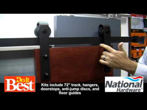 Decorative Interior Sliding Door Kits at Do it Best®