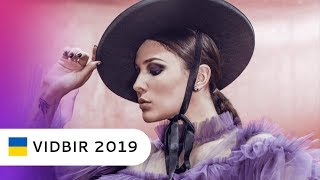 Vidbir 2019 (Eurovision Ukraine) - MY FINAL TOP 6