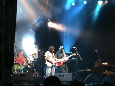 Getxo&Blues 2009 Lonnie Brooks&Kenny Neal jam 3