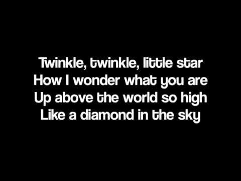 Twinkle Twinkle Little Star - Jewel (with Lyrics) video