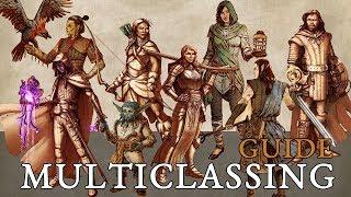 Pillars Of Eternity 2: Deadfire - Definitive Guide to Multiclassing
