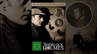 Sherlock Holmes - Der Fall der historischen Inschrift