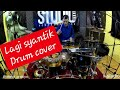 Siti Badriah   Lagi Syantik Drum Cover By Irfand Prastyo
