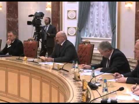 President Pranab Mukherjee in Belarus