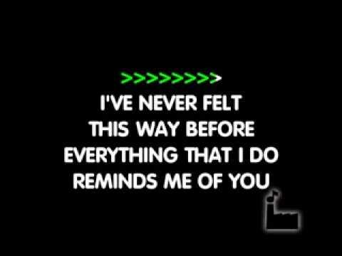 Avril Lavigne - When Your Gone (karaoke) video