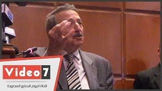 مصطفى السيد يشرح كيفية علاج الخلية السرطانية بالذهب