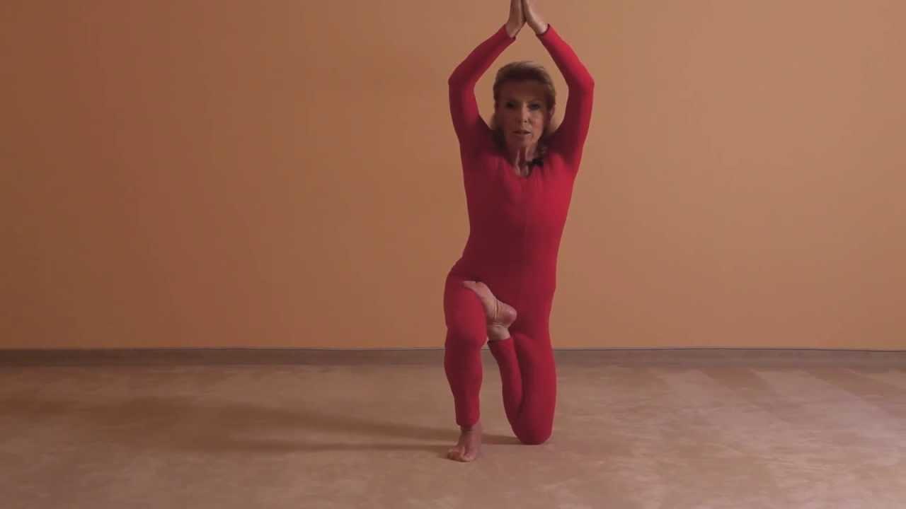 Yoga Vatayanasana mit ...