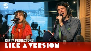 Dirty Projectors cover Usher