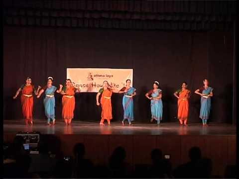 Athma Layas Dance Hour Nite14 Brahmam Okate