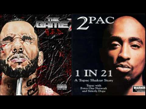 The Game - Better Days Ft. 2pac (remix) 2011 video