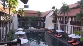 Anantara Angkor Resort & Spa, Siem Reap, Cambodia