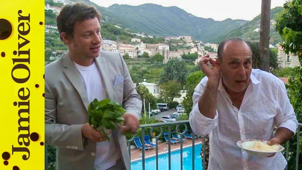Gennaro Contaldo And Jamie Oliver Jamie Oliver And Gennaro How