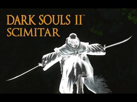Dark Souls 2 Scimitar Tutorial (dual wielding w/ power stance)