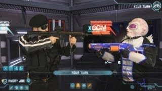 XCOM Enemy Unknown Angry Review