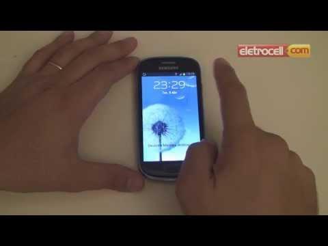 Sobre Samsung Galaxy S III Mini GT-I8190 Desbloqueado Review Eletrocell.com