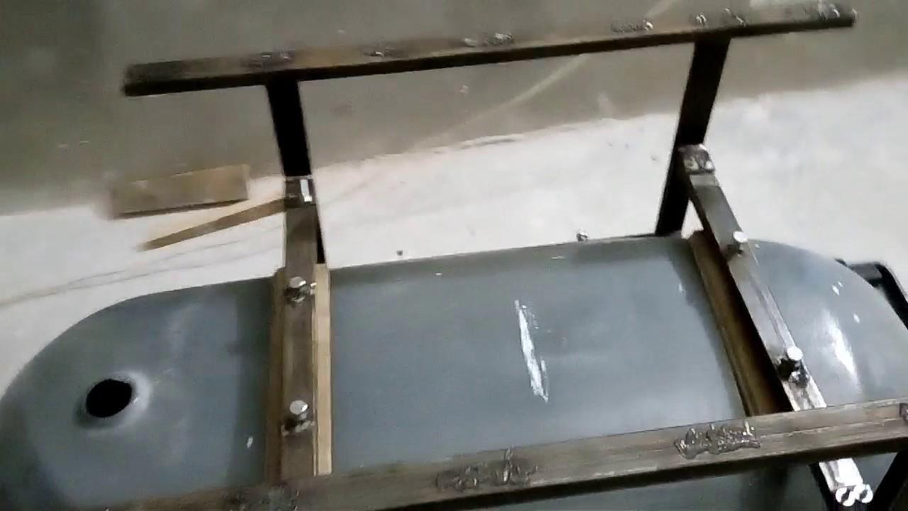 Как сделать ножки для ванной своими руками 76