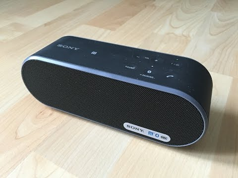 Furball Reviews: Sony SRS-X2 Bluetooth Wireless Speaker Review