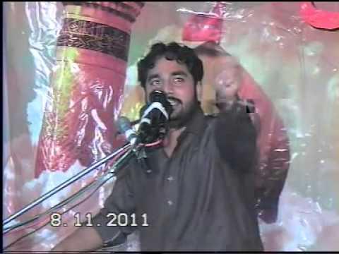 Zakir Waseem Abbas Baloch  Majlis Jassoki Gujrat 2013 New video