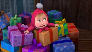 Masha and The Bear - Merry Christmas and Happy New Year! New Year wishes from Masha
