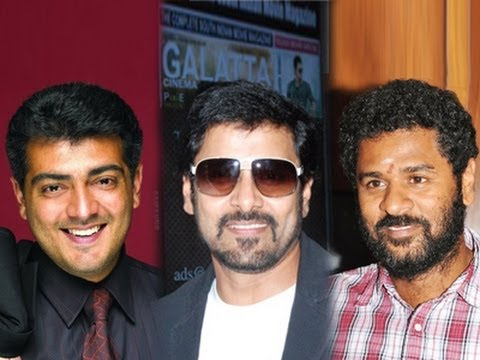 Vikram the man behind Ajith and Prabhudeva