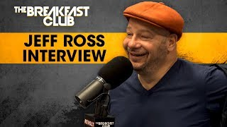 Jeff Ross Roasts The Breakfast Club, Talks Freedom Of Speech, Mo