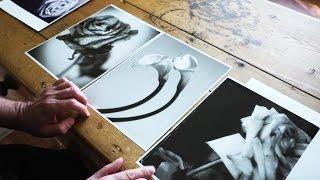 BLACK AND WHITE INKJET PRINTING