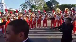 Fanfarra FANEOB em Conceição do Jacuípe 2018