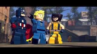 LEGO Marvel Super Heroes - E3 Trailer