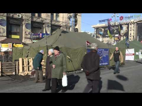 Catherine ASHTON - visit to Kiev