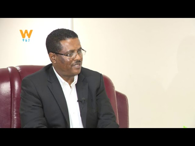 Walta Television: Interview With Ato Nigussu Tilahun