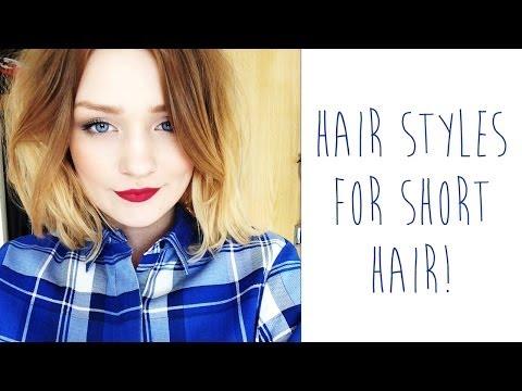 Hair styles for SHORT HAIR   tinytwisst