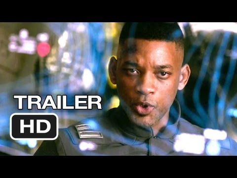 After Earth TRAILER 2 (2013) - Will Smith Movie HD