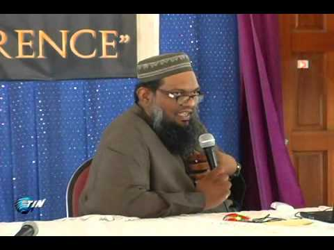 Maulana Sheraz Ali: The Influence Of Technology In Youths.avi
