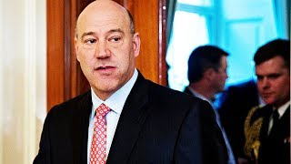 Gary Cohn HASN'T Recused Himself From Goldman Sachs Issues
