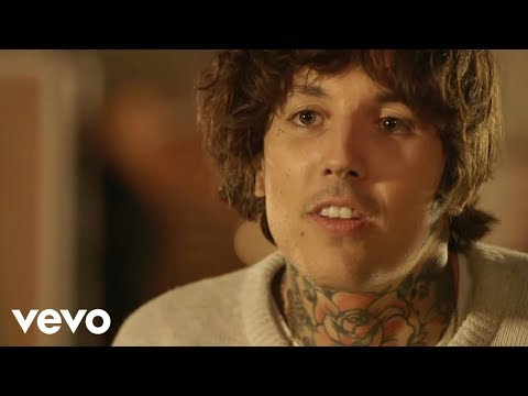Bring Me The Horizon - Can You Feel My Heart video