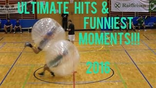 Bubble football - Biggest hits & Funniest moments! Ultimate Compilation