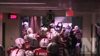 Nebraska Tunnel Walk vs Minnesota 2012 - Tom Osborne Tribute