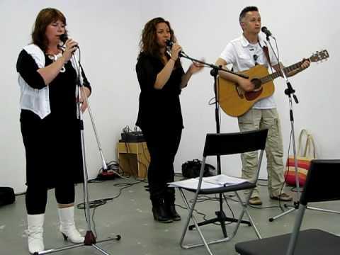 Ruth Jacott Leun op mij cover - Sikina Sulaika en Patrick