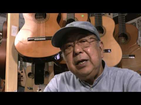 (株)ヤイリギター 矢入一男氏インタビュー