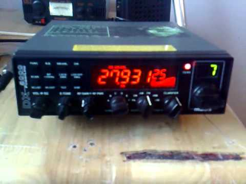 CB Radio: 26CT430 (Me) to 104CT011 (Roy; Corsica) UK FM