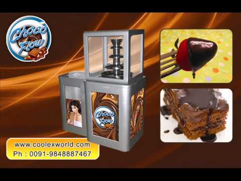 chocolate machine tamilnadu