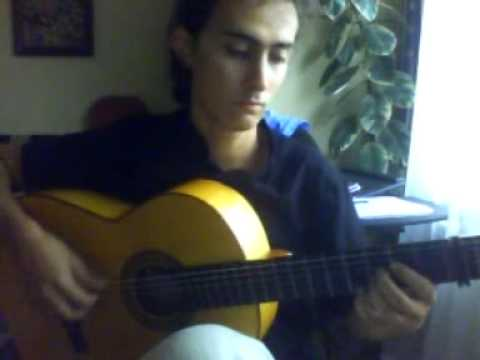 Impetu - Flamenco Guitar