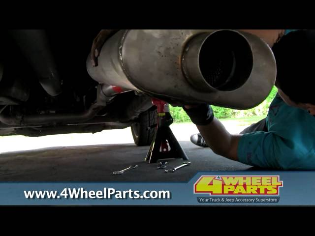 How to Install a Dynomax Exhaust on a Ford F-150