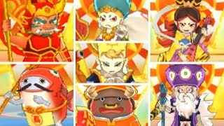 How to Get The Seven Gods Of Fortune in Yo-kai Watch 3 EASY!