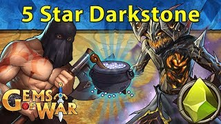 Gems of War: Event Objectives | Everything Darkstone for 5 Stars' +1 Magic